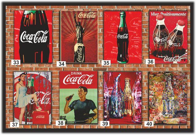 Quadros Decorativos ideal para: Cantinho do churrasco, Bares e Restaurantes e etc... - Foto 5