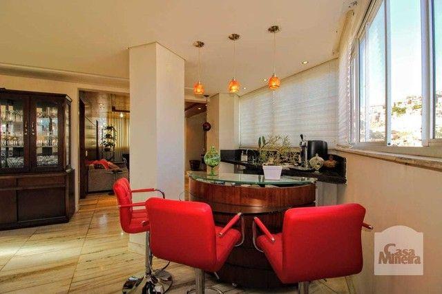 Apartamento à venda com 3 dormitórios em Serra, Belo horizonte cod:267394 - Foto 9