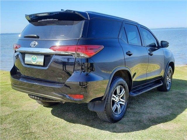Toyota Hilux SW4 2.7 Automático 2019 Preto - Foto 6