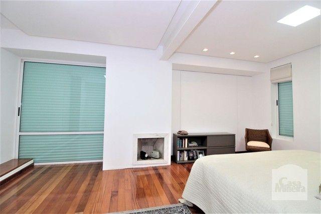 Casa à venda com 4 dormitórios em Mangabeiras, Belo horizonte cod:236329 - Foto 14
