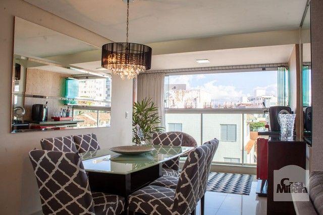 Apartamento à venda com 3 dormitórios em Santa rosa, Belo horizonte cod:280253 - Foto 5