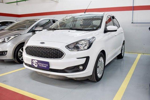 Ford KA 1.0 SE PLUS TiVCT Flex 5p