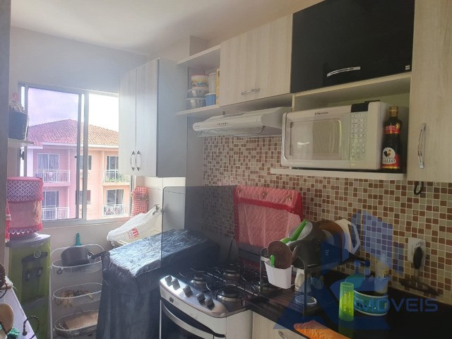 Paradiso Girassol > 44m², 2 Dormitórios c/ Banheiro Social, 1 Vaga, Próx. Bemol Torquato - Foto 5