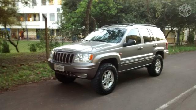 JEEP GRAND CHEROKEE AUTOMATIC V8 4.7 GNV IMPECAVEL