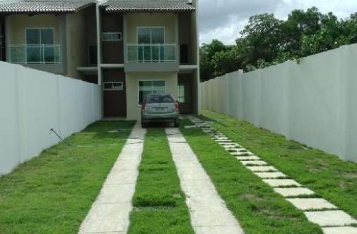 Casa no Eusébio com 131 m²,3 quartos e 2 vagas,pronta para morar