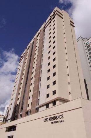 Kit dividida, possui suite, sala, cozinha, 2 janelas e área de serviço 34m2