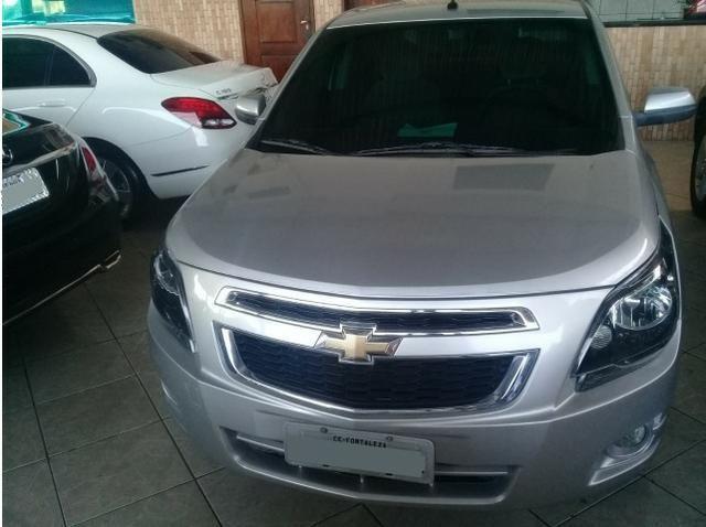 Chevrolet Cobalt LTZ 2015 - parcelamos na promissoria ou cheque - Foto 2