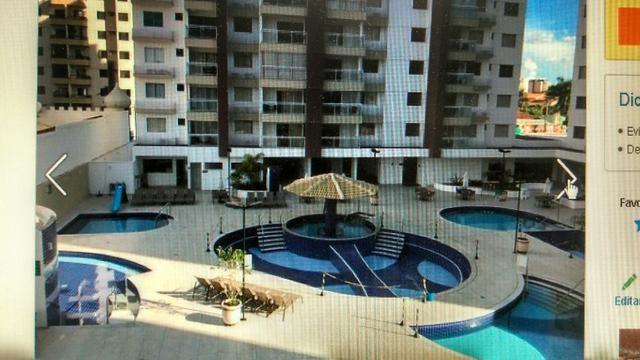 Apartamento Temporada Caldas Novas Casa da Madeira , 2 quartos - Foto 3