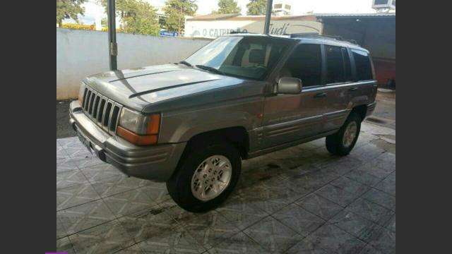 Jeep Grand Cherokee Limited 5.2 V8 4x4 1998