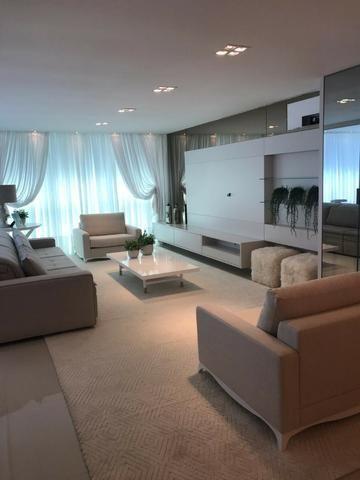 """Magnífico apartamento """"NOVO"""" 4 suítes na Avenida em Meia Praia em Itapema SC - Foto 13"""
