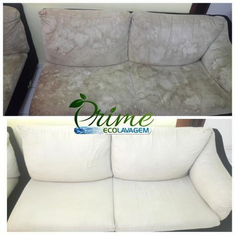 Promoção Higienização Prime Eco Lavagem - Foto 2