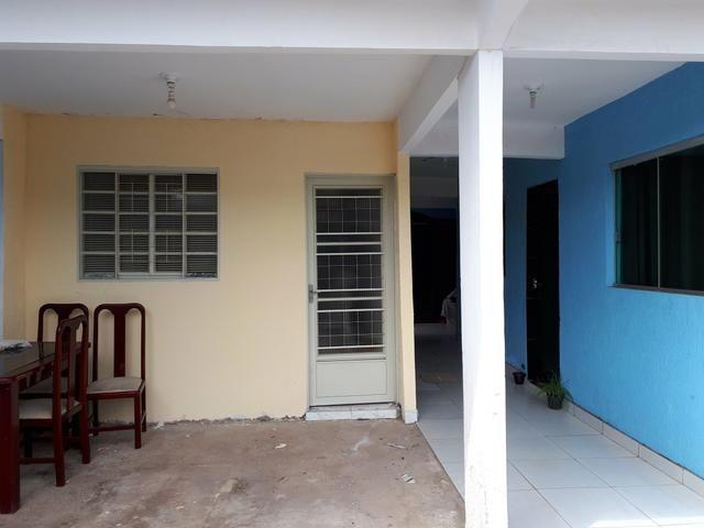 QNP 14 P Sul Ceilândia casa na laje casa do Cantador