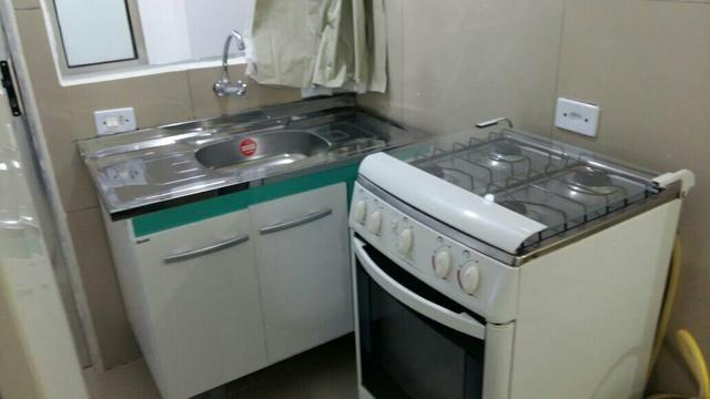 Kitnets Individuais ou casal, mobiliadas à partir R$650 mês, V. São Pedro, SBC-SP - Foto 12