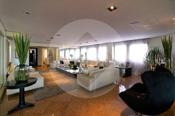 Apartamento Cobertura Edifício Michelângello 5 quartos no Setor Oeste - Foto 4