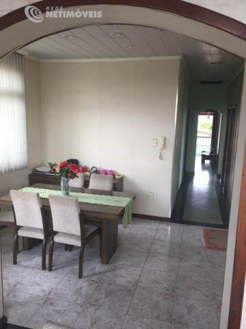 Casa à venda com 5 dormitórios em Caiçaras, Belo horizonte cod:546542 - Foto 2