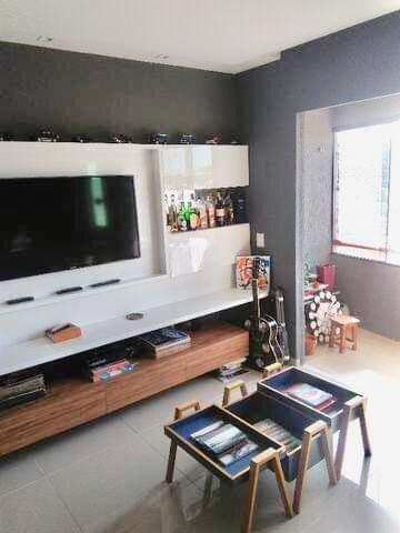 Apartamento 3/4 - 80m² -.Morro Branco - Cond. Ville de Lyon - Foto 4
