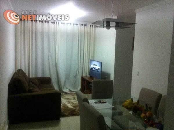 Apartamento à venda com 3 dormitórios em Betânia, Belo horizonte cod:531030