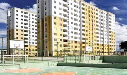 Apartamento de 2 quartos no condomínio Viver serra em Jardim Limoeiro por APENAS 945 REAI
