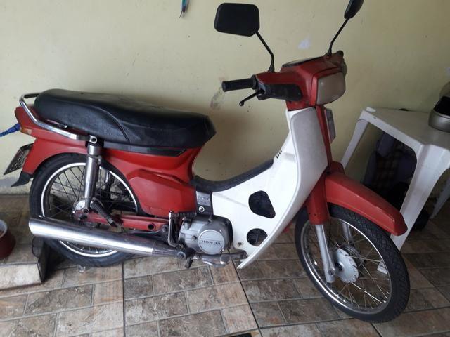 Moto Honda Dream 100 C   1998 - Motos