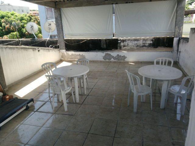 Boa Cobertura no Cachambi ac financiamento 02Qt vaga e condomínio barato perto do Prezunic