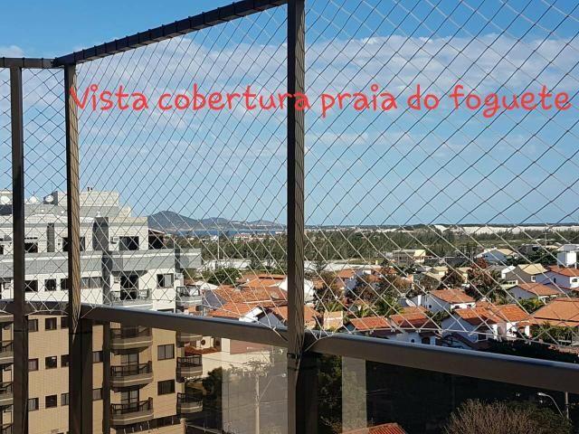Cobertura dúplex com vista mar 2 suítes / 4 quartos no Braga - Foto 6