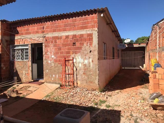 Casa 02 quartos lote 250m2 130mil arapoanga DF - Foto 9