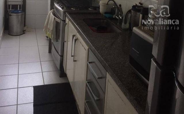 Apartamento com 3 dormitórios à venda, 78 m² por R$ 340.000 - Jardim Camburi - Vitória/ES - Foto 13