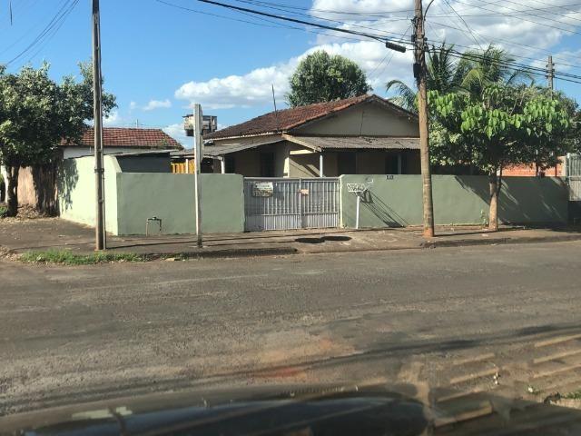 Terreno 15 por 15 m, comercial com uma casa de alvenaria,centro de tangará,Ponto Comercial - Foto 3