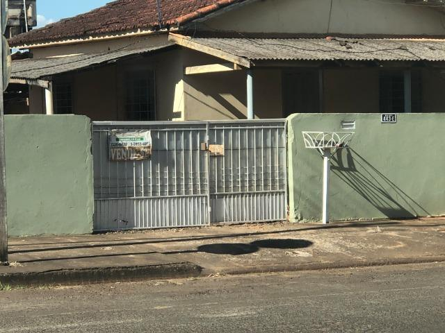 Terreno 15 por 15 m, comercial com uma casa de alvenaria,centro de tangará,Ponto Comercial