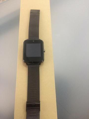 Relógio Smartwatch iPhone e Android novo