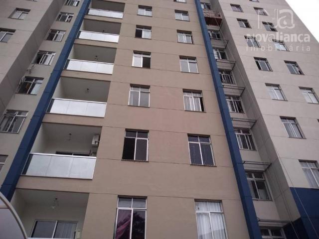 Apartamento com 3 dormitórios à venda, 78 m² por R$ 340.000 - Jardim Camburi - Vitória/ES - Foto 4