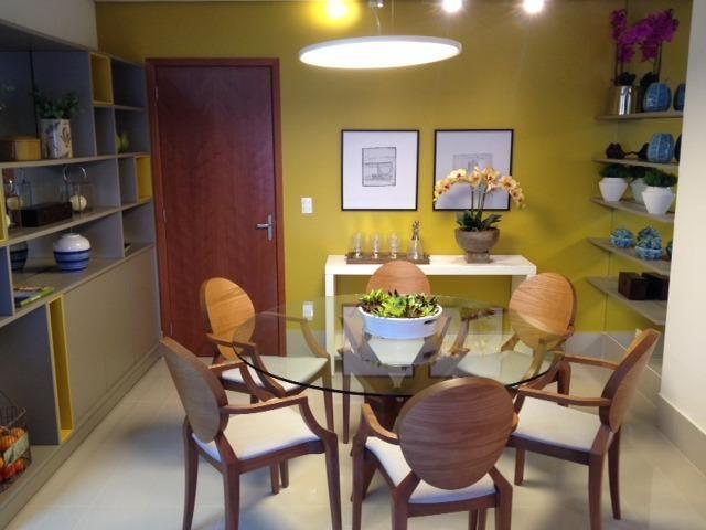 Apartamento Saint Etienne 03 quartos sendo 01 suíte com porcelanato 02 Vagas Sol da manhã - Foto 9