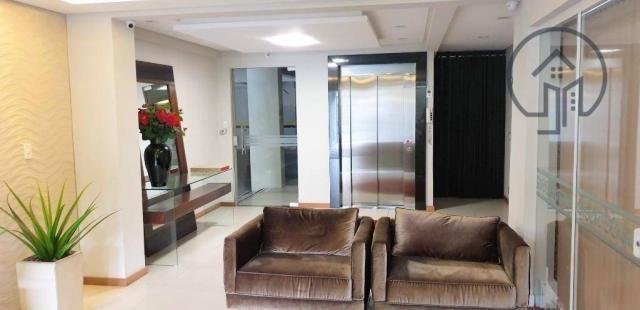 Apartamento com 1 suíte e 01 dormitório à venda por R$ 350.000 - Centro - Jaraguá do Sul/S - Foto 7