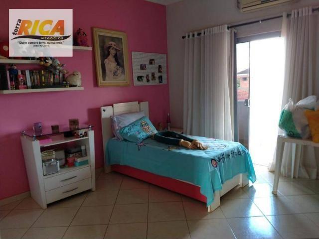 Casa c/ 4 quartos Estilo Sobrado à venda no Condomínio Mediterrâneo - Foto 12