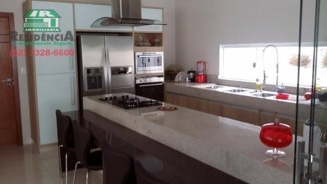 Sobrado residencial à venda, Residencial Sun Flower, Anápolis. - Foto 11