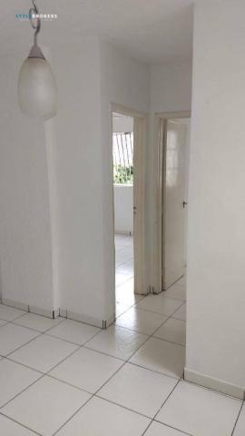 Apartamento com 2 dormitórios à venda, 52 m² por R$ 145.000,00 - Terra Nova - Cuiabá/MT - Foto 9