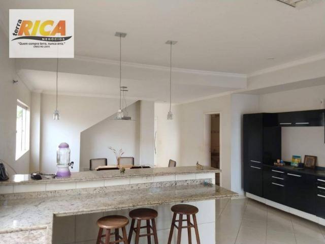 Casa c/ 4 quartos Estilo Sobrado à venda no Condomínio Mediterrâneo - Foto 14