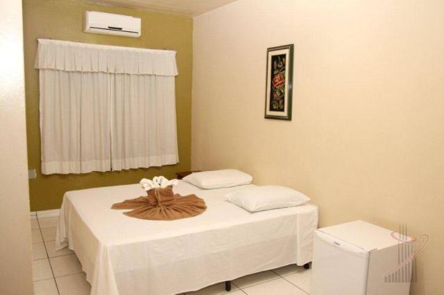 Prédio comercial no centro de Foz para fins hoteleiros com 108 quartos mobiliados! - Foto 13