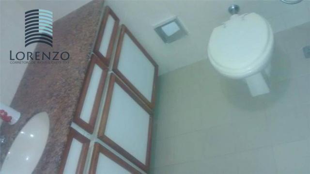 Ondina Apart - Apartamento com 3 dormitórios para alugar, 120 m² por R$ 3.024/mês - Ondina - Foto 14