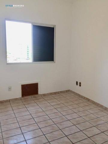 Apartamento no Edifício Apiacás com 3 dormitórios para alugar, 86 m² por R$ 1.000/mês - Foto 8