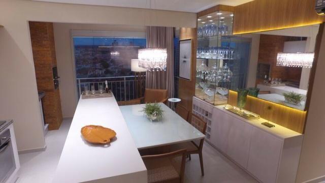 Villagio Calábria- 57 e 77mts² Alto Padrão/Gerencial/Varanda Gourmet - Foto 3
