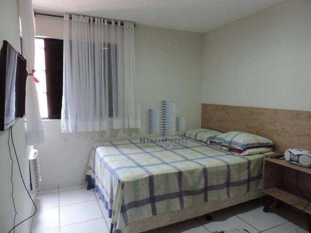 Apartamento com 4 dormitórios à venda, 133 m² por R$ 750.000 - Jatiúca - Maceió/AL - Foto 11