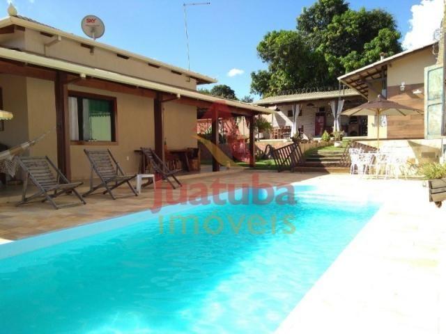 Casa residencial aconchegante com área gourmet disponível para venda em juatuba | juatuba  - Foto 9