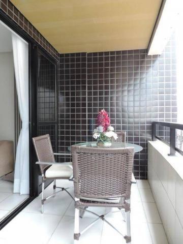 Apartamento com 4 dormitórios à venda, 133 m² por R$ 750.000 - Jatiúca - Maceió/AL - Foto 19