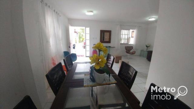 Casa de condomínio à venda com 3 dormitórios em Araçagy, São josé de ribamar cod:CA0018 - Foto 4