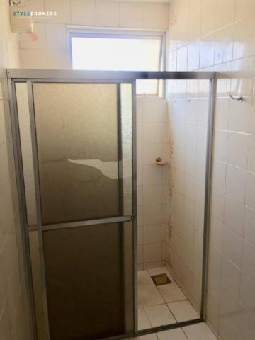 Apartamento no Edifício Apiacás com 3 dormitórios para alugar, 86 m² por R$ 1.000/mês - Foto 9