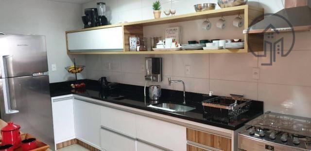 Apartamento com 1 suíte e 01 dormitório à venda por R$ 350.000 - Centro - Jaraguá do Sul/S - Foto 12