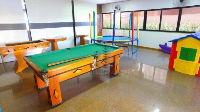 Apartamento com 4 dormitórios à venda, 319 m² por R$ 2.751.500,00 - Jatiúca - Maceió/AL - Foto 6