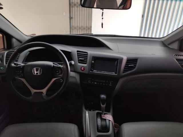 Honda Civic 1.8 16V Lxs Aut. 2014 - Foto 5