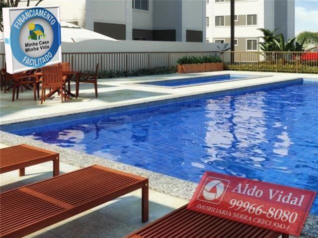 ARV51- Apartamento 2 Quartos Balneário de Carapebus a 900m da praia - Foto 9